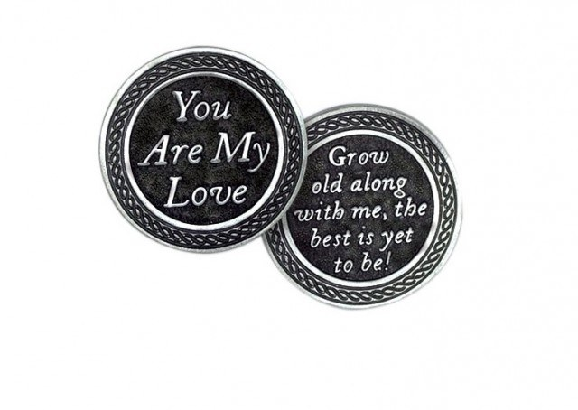 Cathedral Art You are My Love Pocket Token via Amazon