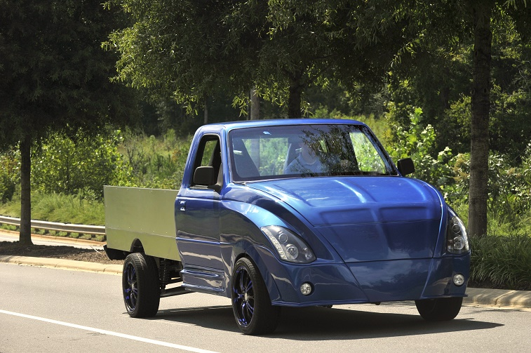 EV Fleet Truck