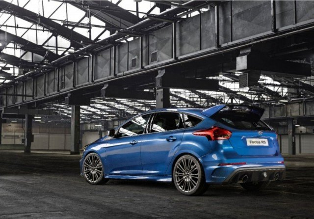 Ford hot hatch
