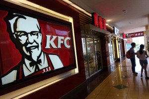 KFC Asks Why Waste It When You Can Taste It?