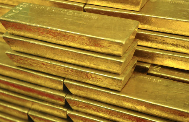 gold hoard