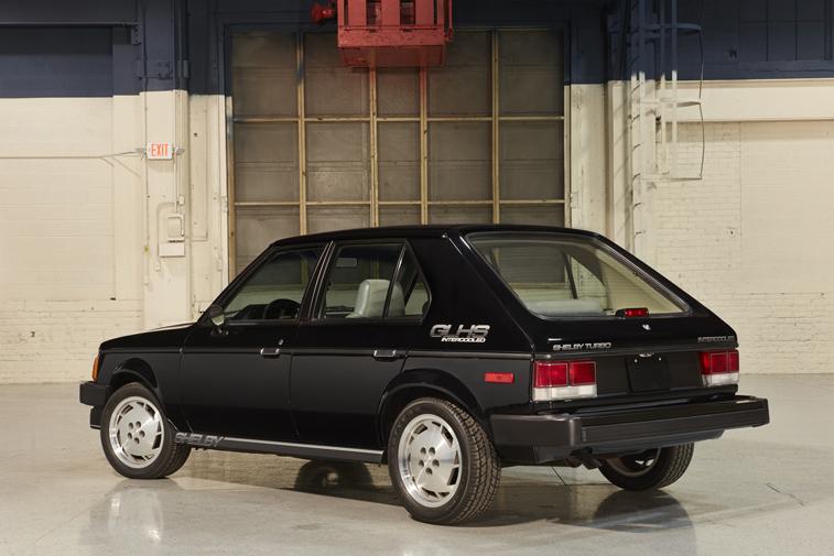 1986 Dodge Omni GLHS
