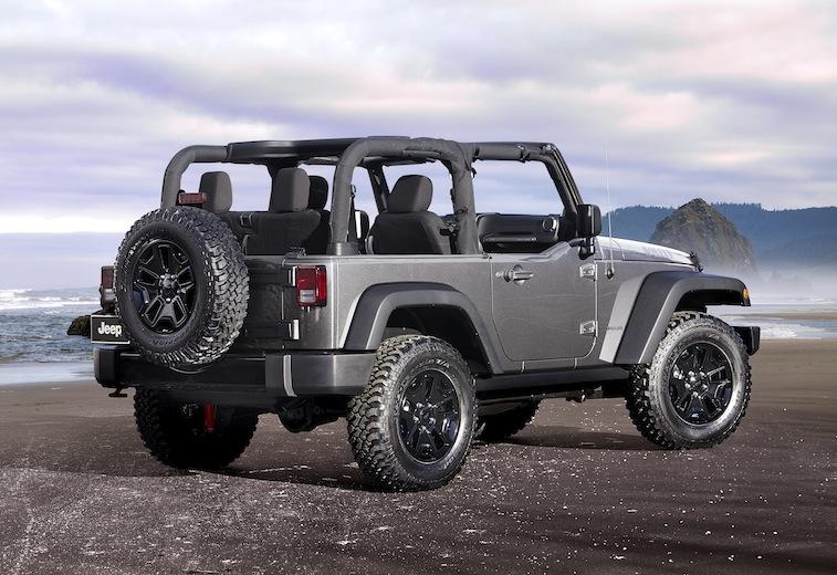 2015 Jeep® Wrangler Willys Wheeler Edition