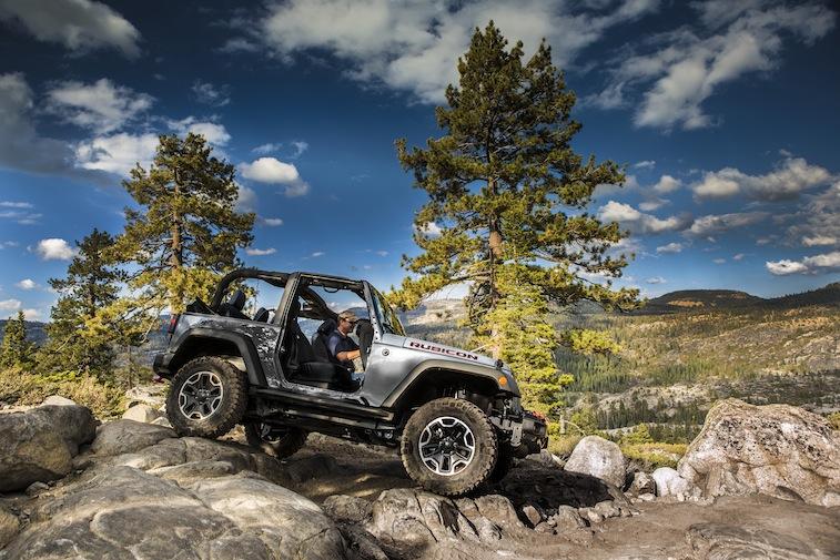 2015 Jeep® Wrangler Rubicon Hard Rock