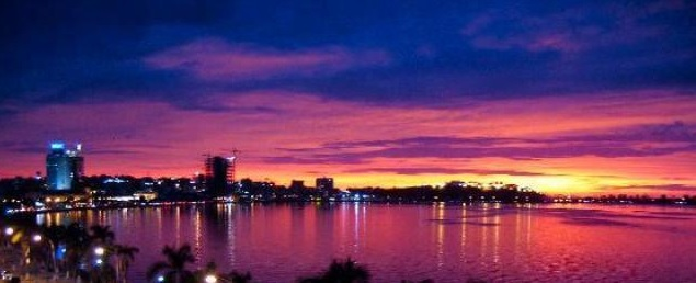 Luanda ANgola via Facebook