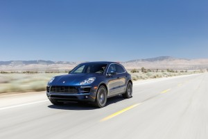 Porsche Macan Trades 2 Cylinders for Better Gas Mileage