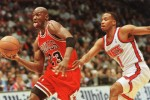 Throwback Throwdowns: Michael Jordan Schools the Knicks