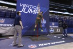 What Are the Highest Vertical Jumps in NFL Scouting Combine History?