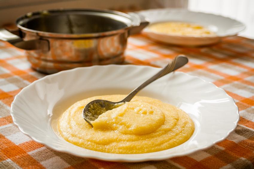 Polenta, Cornmeal Porridge