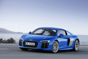 Audi R8 e-tron Will Beat Tesla 85D in Power and Electric Range