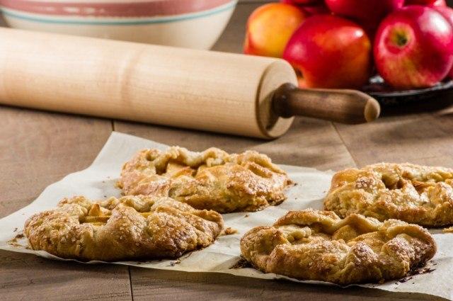 Apple Pastry, Galette, Tart