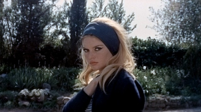 Brigitte Bardot in Contempt
