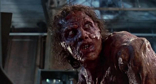 Jeff Goldblum in David Cronenberg's 'The Fly'
