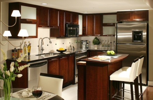 5 Steps To Creating A Kitchen Island Using Stock Cabinets