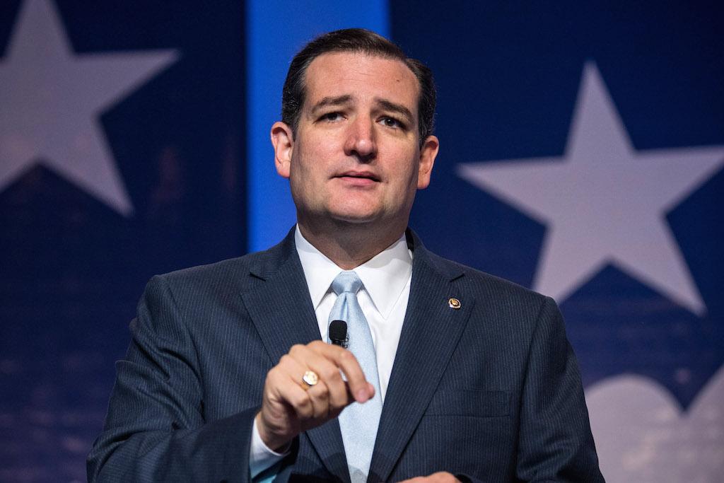 Ted Cruz isn't exactly charismatic