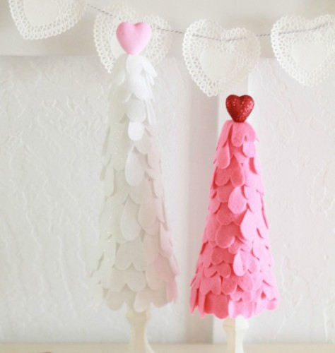 5 Valentine's Day Décor Ideas to Complete This Afternoon