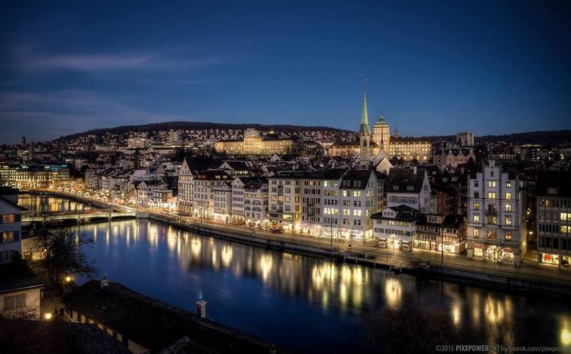 Zurich Switzerland via Facebook