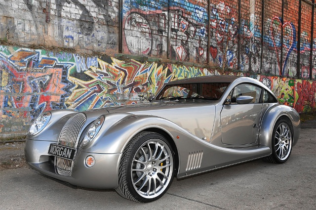 Source: Morgan Motor Company