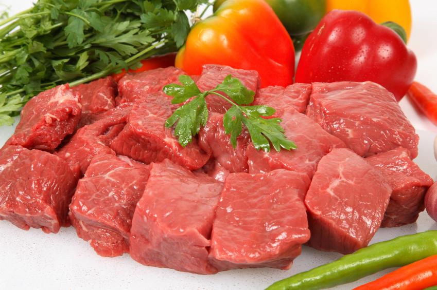 beef cubes, stew