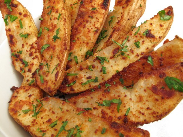 Potato Wedge Fries