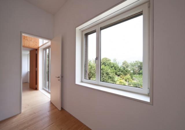 Hallway, Window