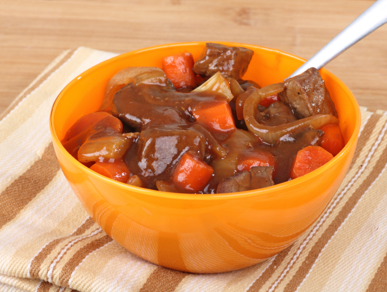 Beef Stew, carrots, soup