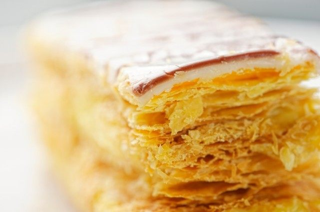 Mille Feuille French Pastry