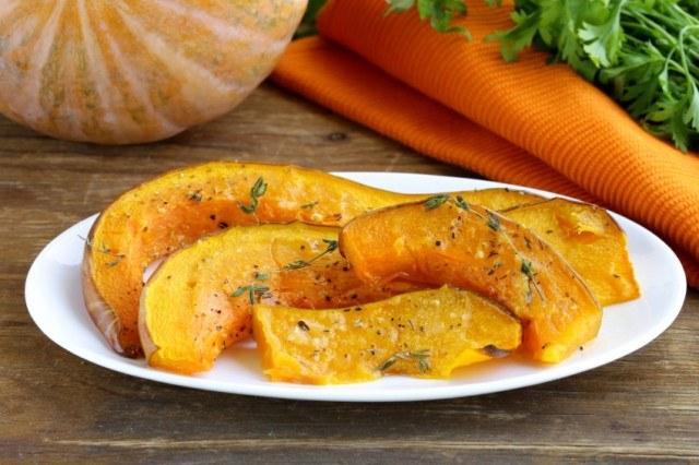 Roasted Pumpkin Squash
