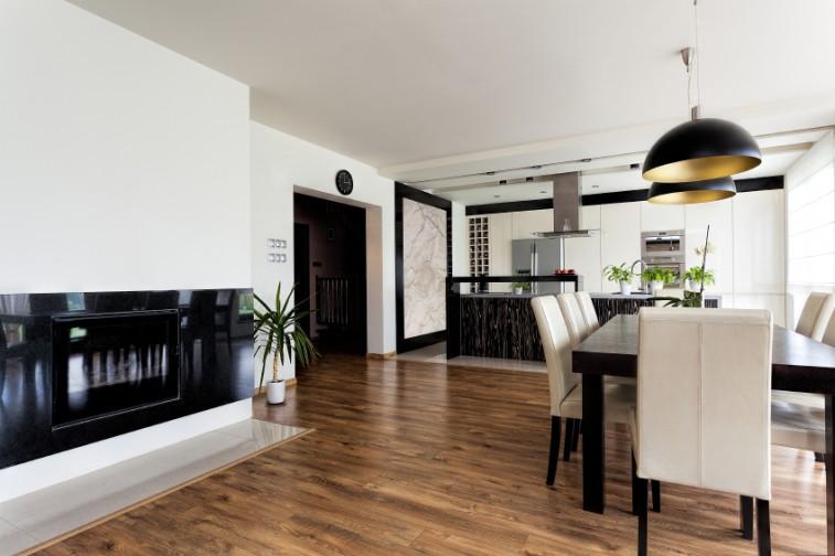 Urban apartment, interior