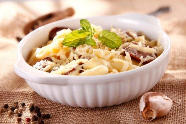 Cheese Pasta Casserole