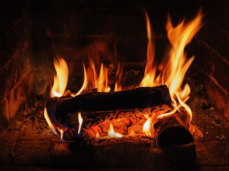 Fireplace -- a job creator
