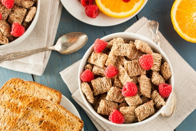 Whole Wheat Shredded Cereal