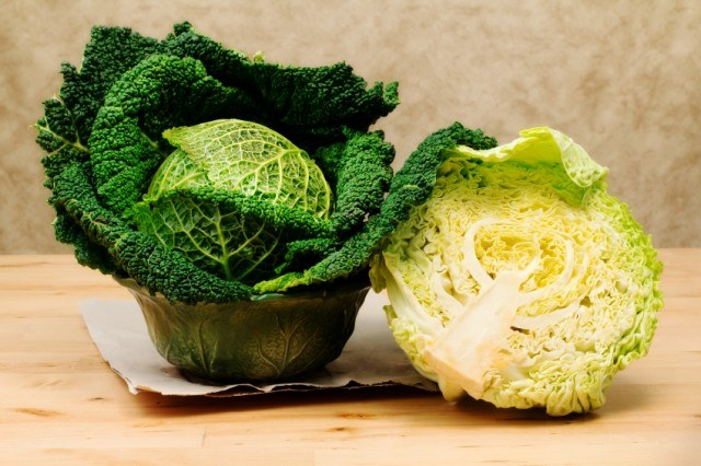 savoy cabbage