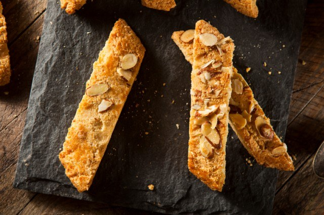 Almond Biscotti Pastry