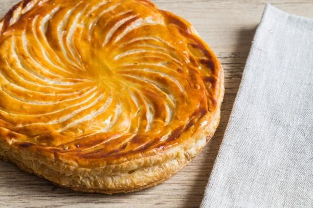 Galette des Rois, King Cake, pastry