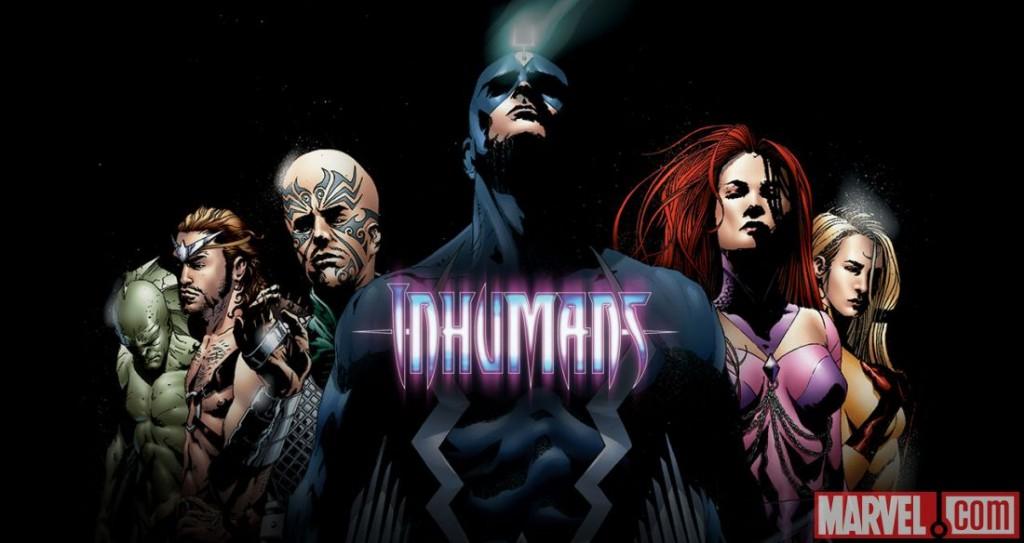 Inhumans - Marvel