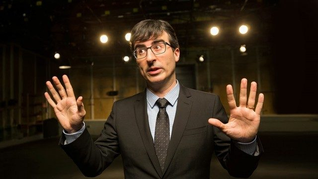 Last Week Tonight With John Oliver - HBO