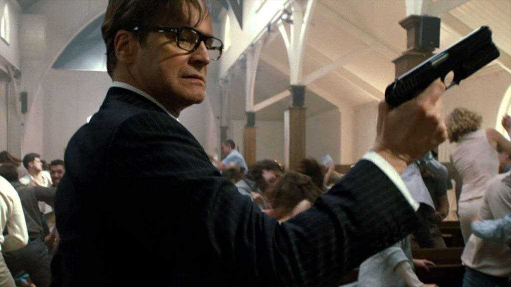 Kingsman - Colin Firth