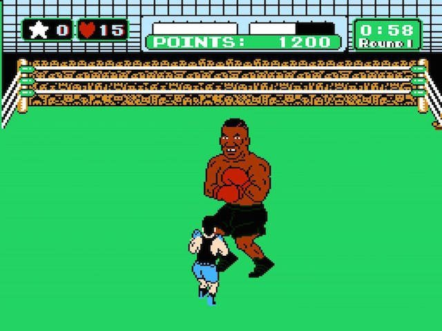 'Mike Tyson's Punch-Out!'