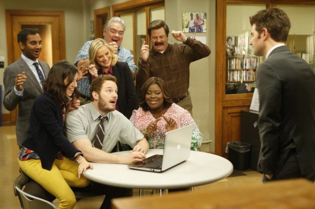 Parks and Recreation - NBC