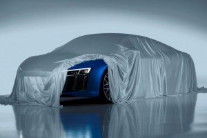 Audi's Future Is Leaner, Meaner, and Full of Lasers