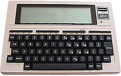 TRS 80 Model 100