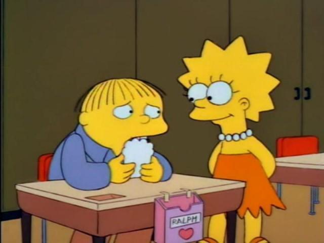 The Simpsons - I Love Lisa