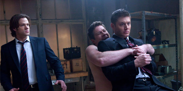 Supernatural - My Bloody Valentine episode