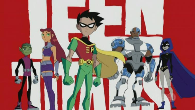 Teen Titans   Source: Cartoon Network