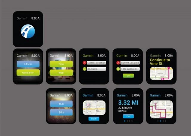 Letter Society Garmin for Apple Watch mockup