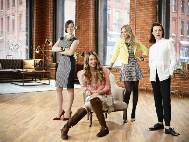 The cast of Younger