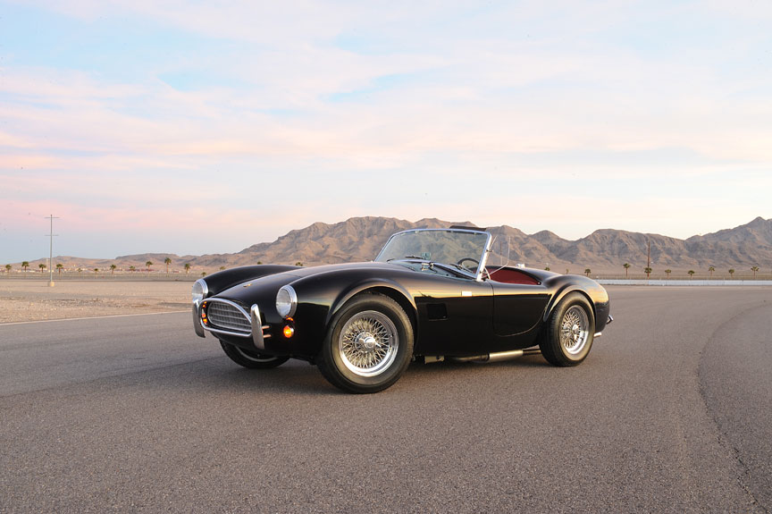 2012 Shelby American 50th Anniversary Cobra