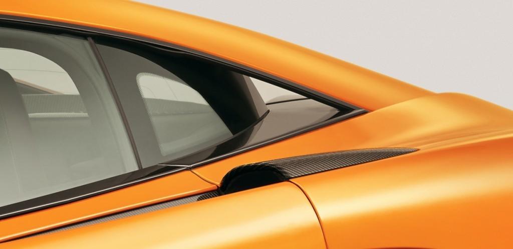 McLaren 570S teaser photo