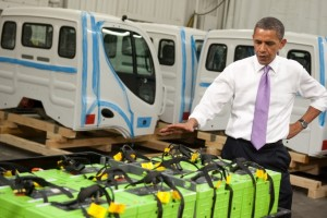 How Electric Cars Would Benefit From Obama's Oil Tax